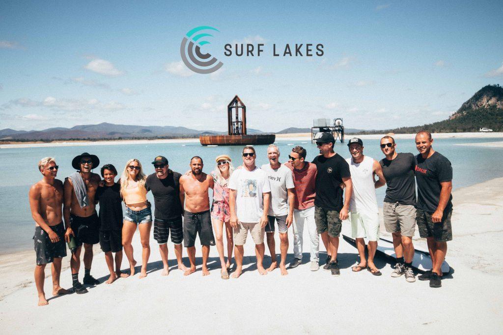 Surflakes - 5 Waves
